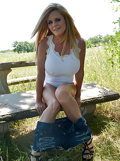 Moms Outdoor Pics